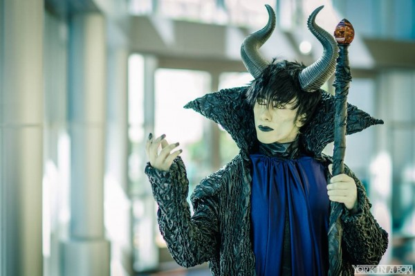 maleficent cosplay 1