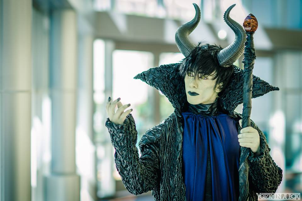 maleficent genderbend cosplay by - photo #20