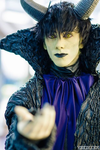 maleficent cosplay 2