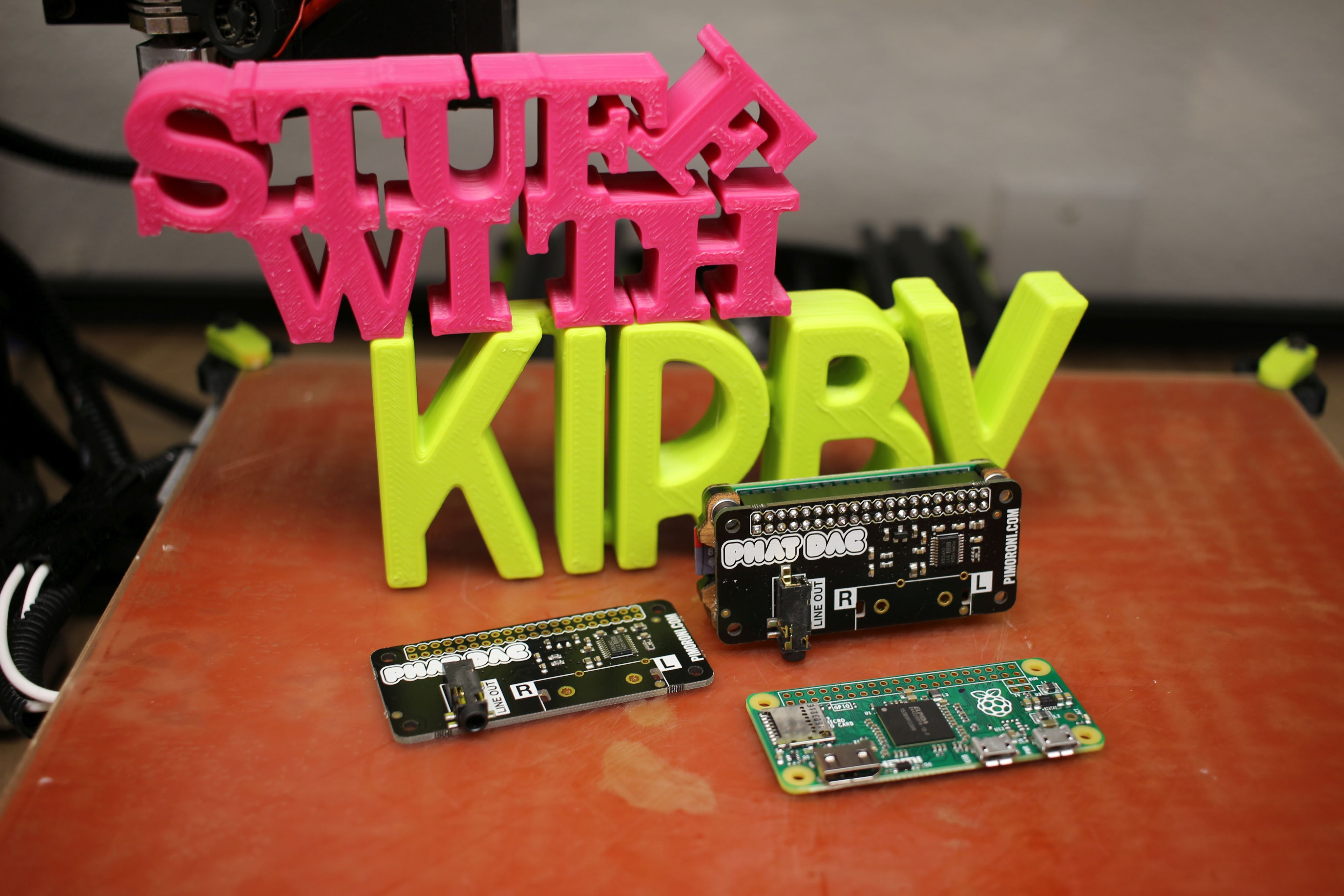 Raspberry Pi Zero Airplay [video by Kirby] #piday