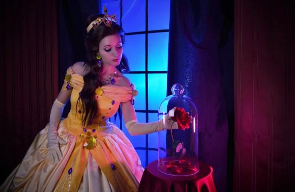 Belle cosplay 1