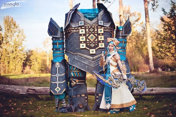 Guild Wars 2 cosplay 1