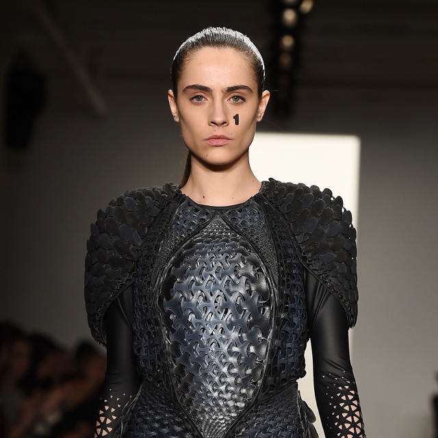 Fashion Label Threeasfour Unveils Two 3D-printed Dresses