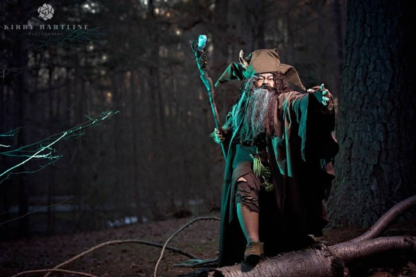Radagast the brown cosplay 1