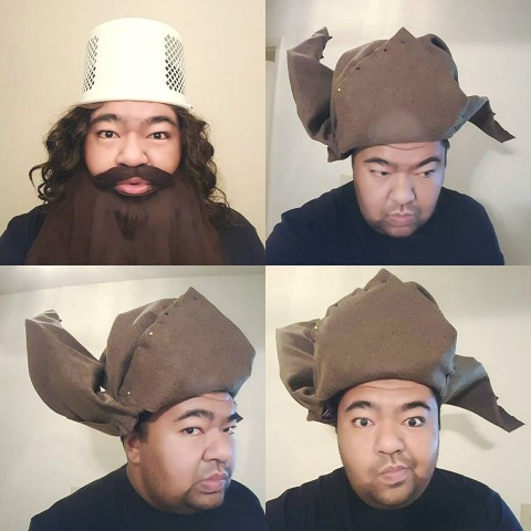 Radagast the brown cosplay 3