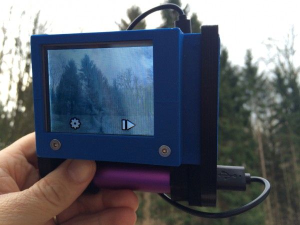 Raspberry IR-Camera