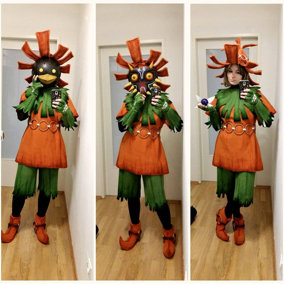 Skull Kid Cosplay 171 Adafruit Industries Makers Hackers