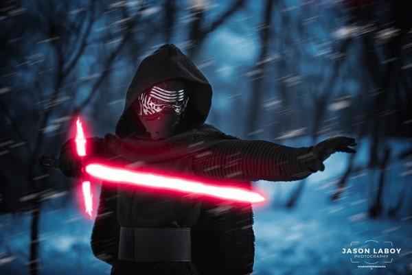 The Force Awaken cosplay 2