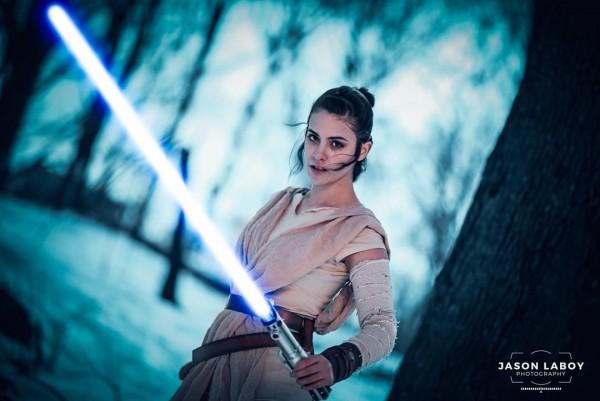 The Force Awaken cosplay 3
