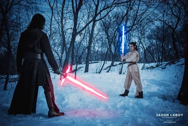 The Force Awaken cosplay 4