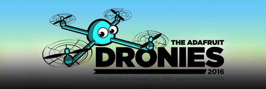 Adafruit dronie blog