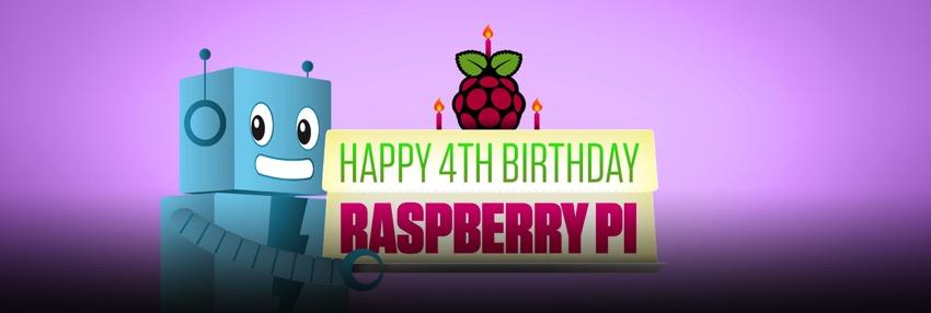 Adafruit raspberry 4th birthday blog