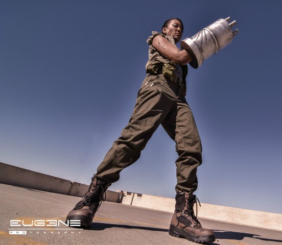 barret wallace cosplay 2