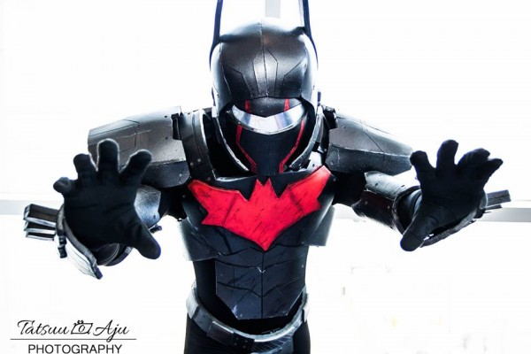 batman beyond cosplay 1