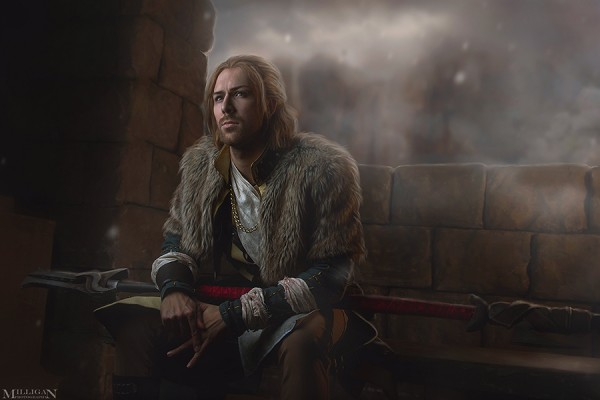 dragon age anders cosplay 2