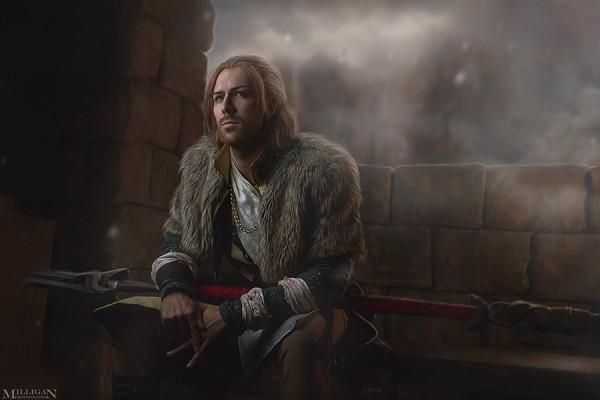 Dragon Age II Anders Costume Enhanced with Photo Edits ...