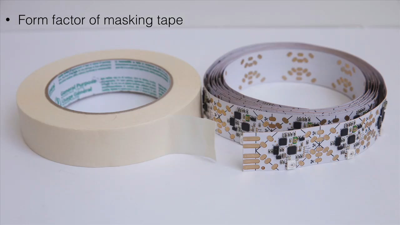 MIT Has Invented Easy To Use Sensor-Loaded Duct Tape