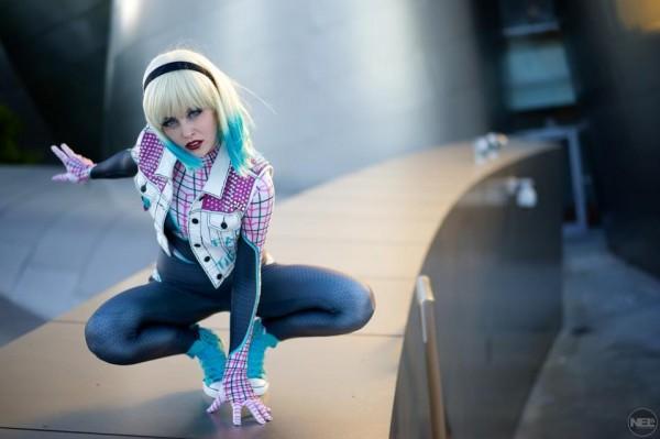 punk spider-gwen 2
