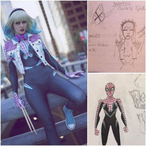 punk spider-gwen 3