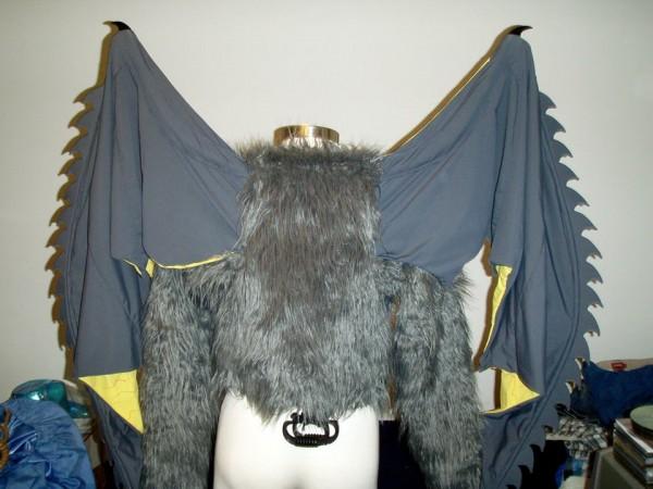 wizard of oz baboon costume 3