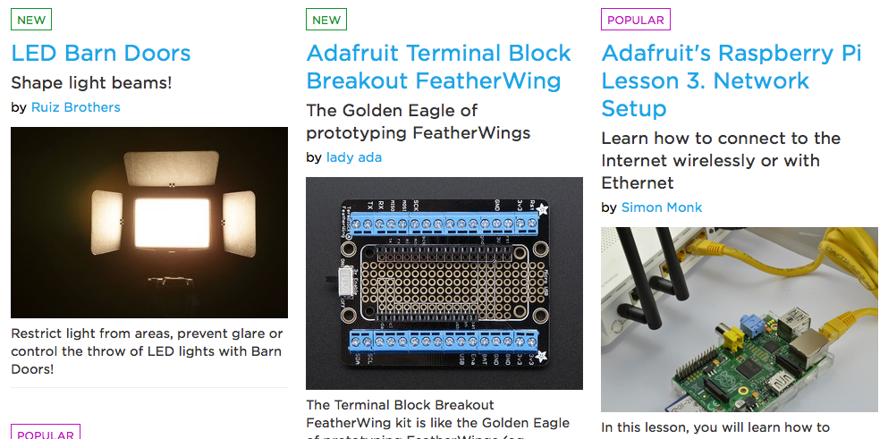 Adafruit_Learning_System