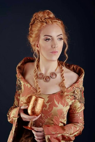 Cersei Lannister cosplay 1