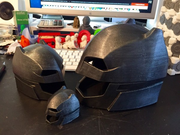 Helmet batman