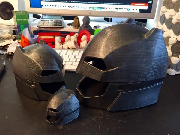 Helmet batman