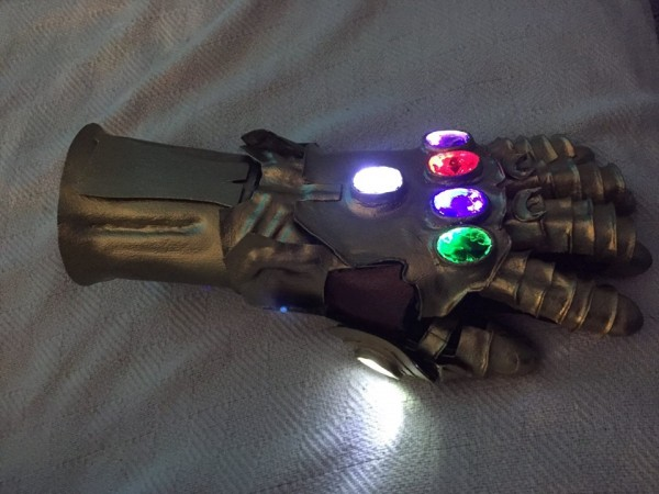 Thanos cosplay 4