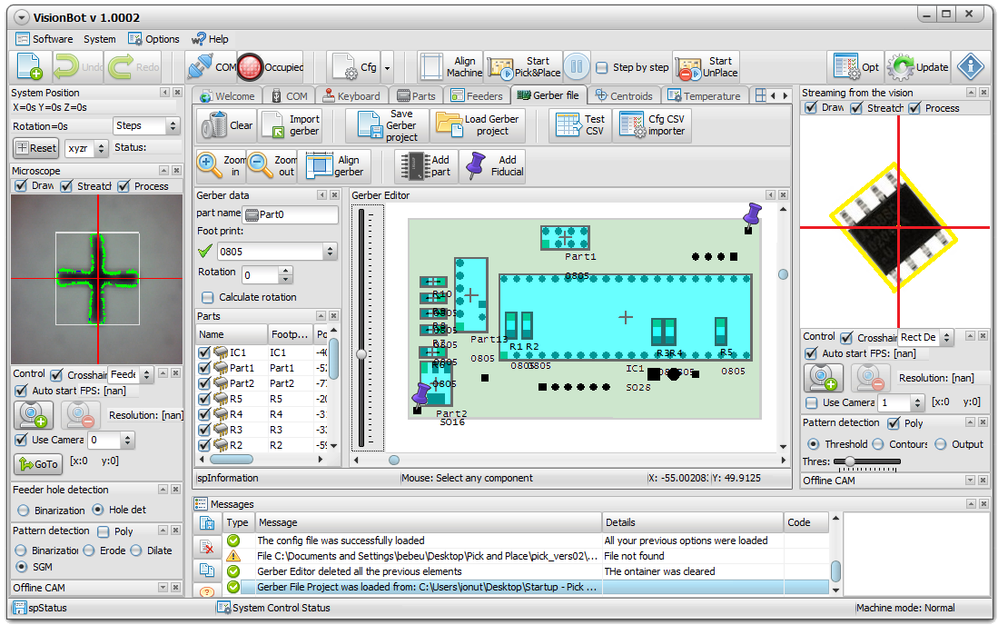 VisionBot-Pick-and-place-machine-software-gerber-editor-software-VisionBot-editor-gerber1