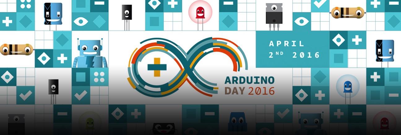 Adafruit Arduino Day blog