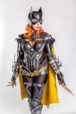 batgirl cosplay 1