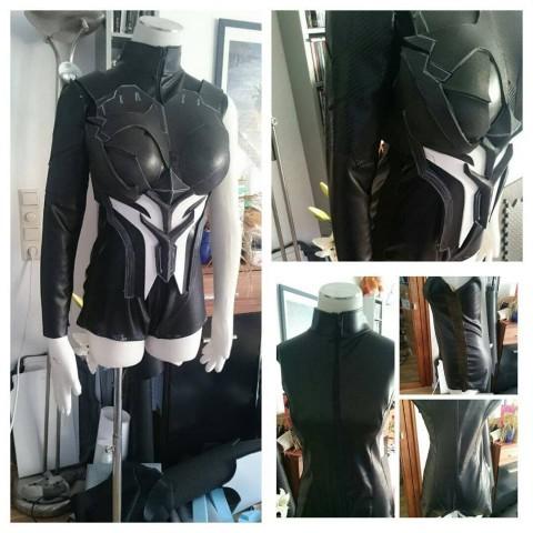 batgirl cosplay 2