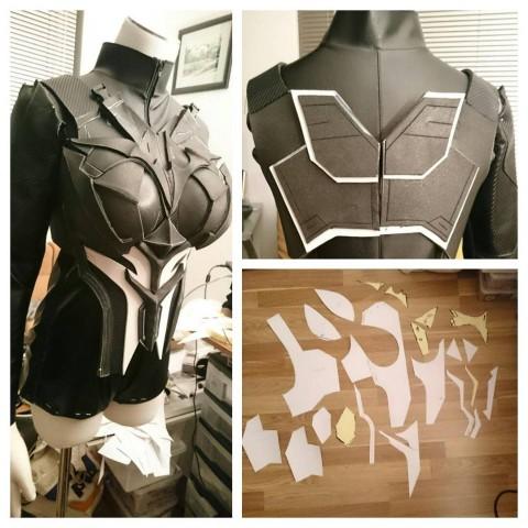 batgirl cosplay 3