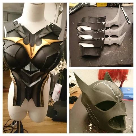 batgirl cosplay 4