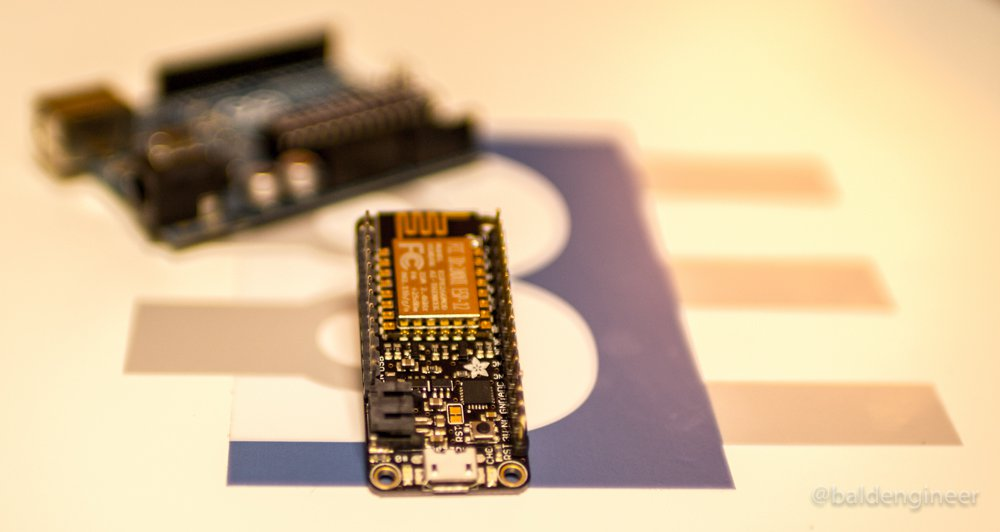 "5 reasons to switch"" to ESP8266 from #Arduino, via @baldengineer"