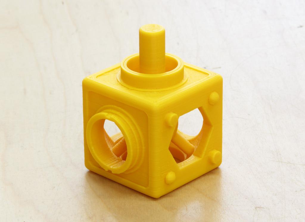gCreate Cube