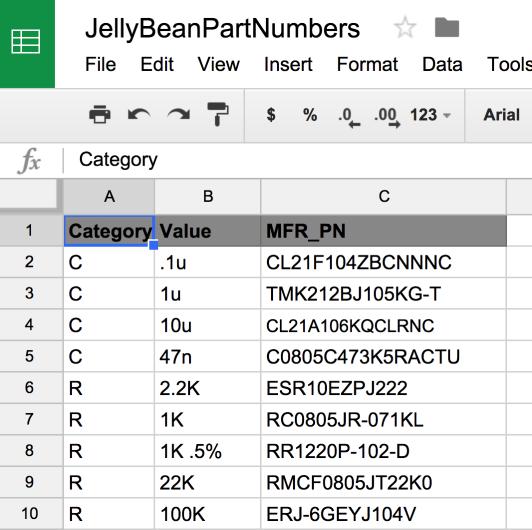 jellybeanpartnumbers