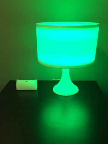 neopixel ring lamp