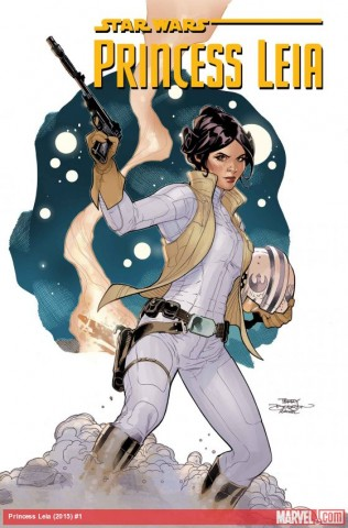 princes leia #1 cover