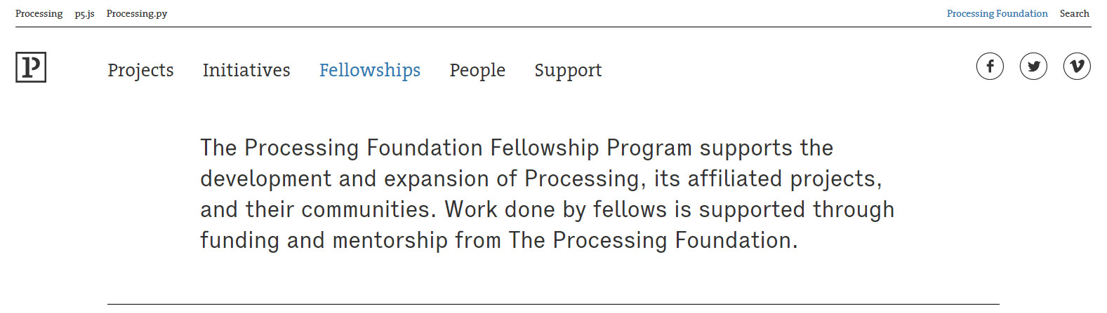 processing-foundation