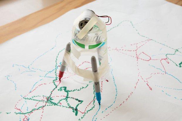 scribble-machine