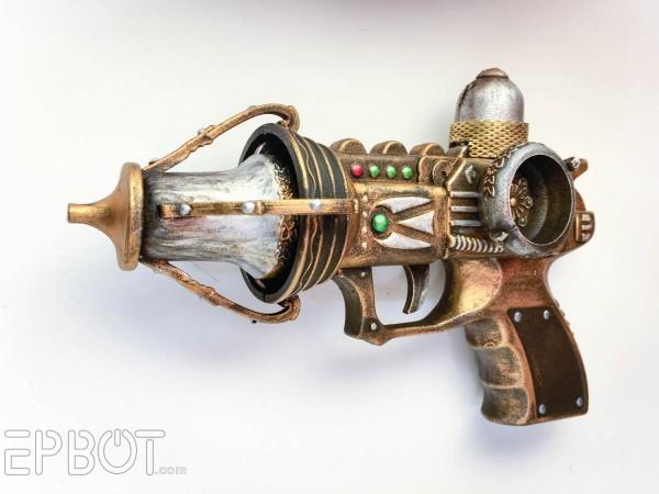 steampunk raygun 1
