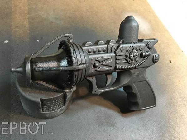 steampunk raygun 4