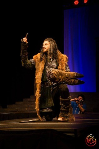 thorin cosplay 1