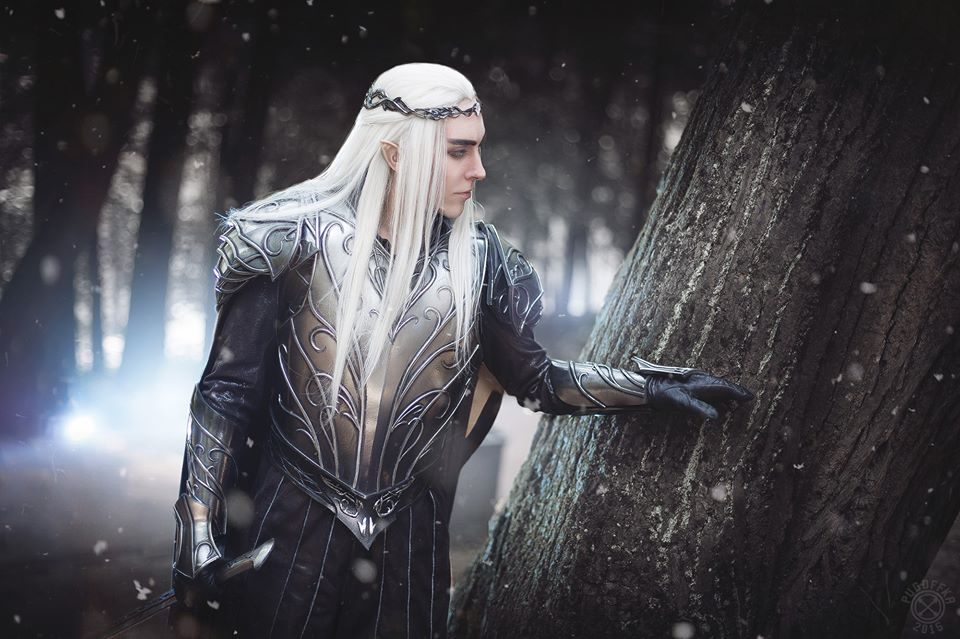 Thranduil Armor Worthy Of An Elven King 171 Adafruit Industries Makers Hackers Artists