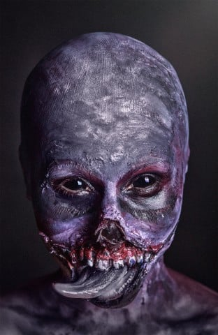 witcher botchling makeup 1