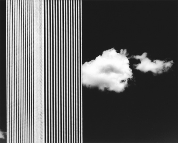 BuildingCloud Chicago Illinois 1987 by William W Fuller