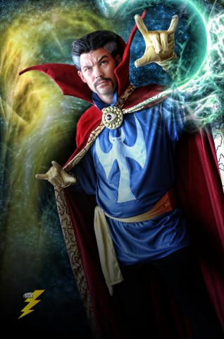 Doctor Strange Cosplay 1