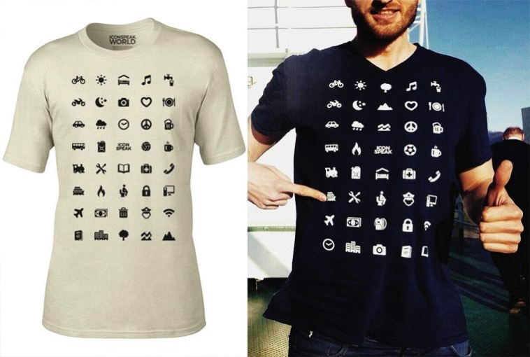 IconSpeak travel tshirt 8